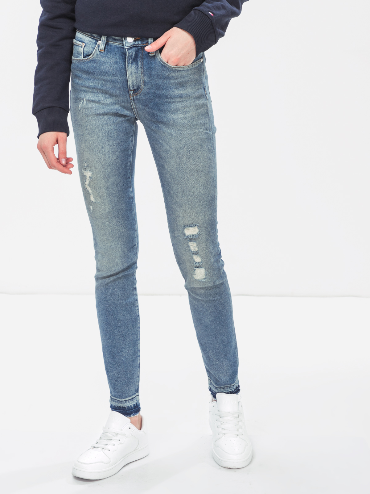 edc741aab49 Como, naiste teksad tommy hilfiger | Newmood